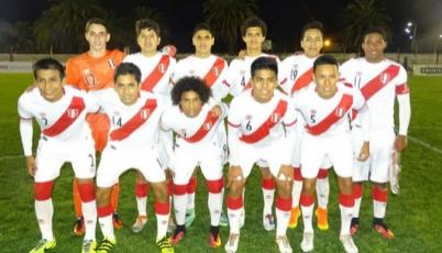 Conoce el fixture y rivales de la selección peruana en el Sudamericano Sub-17