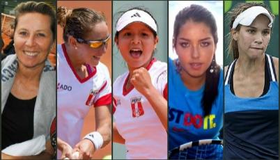 Team Perú Femenino de Tenis de Fed Cup listo para subir al Grupo I en República Dominicana