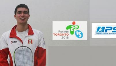 Diego Elías: Espero que luego de competir en Toronto solo hablen de mi medalla de oro