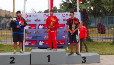 Team Perú de Tiro gano cinco medallas en fosa de Copa Sudamericana Lima 2015
