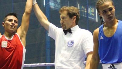 Boxeadores Ferroñan y Barrientos clasificaron a Toronto 2015