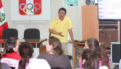 El Team Perú inicio actividades previas a juegos panamericanos de Toronto