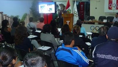 AOP Inicio Seminario de Medicina Deportiva