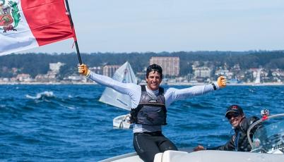 Stefano Peschiera accede a beca de Solidaridad Olímpica para buscar clasificación a Río 2016