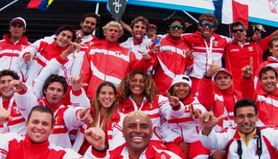 Acerca de Team Perú