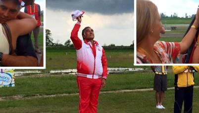 Lo que no se vio de la primera medalla de oro para el Team Perú por Francisco Boza