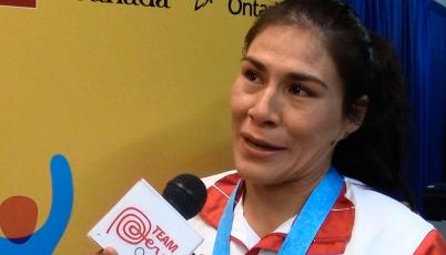 Entre lágrimas, luchadora Yanet Sovero confesó lo que significó la medalla de bronce