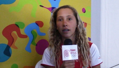 María Alejandra de Osma: A mis 15 años ya busco podio Panamericano