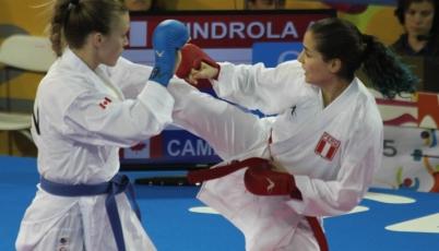 Alessandra Vindrola conquistó la décimo segunda medalla para el Team Perú en Toronto 2015