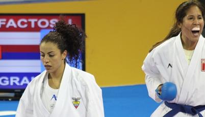 Alexandra Grande vence a la pentacampeona panamericana y clasifica a semifinales