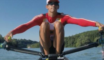 Renzo León conquistó la décima posición en el Mundial de Remo
