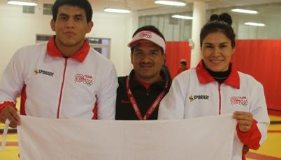 Team Perú de Lucha va por pase olímpico al Mundial de Las Vegas