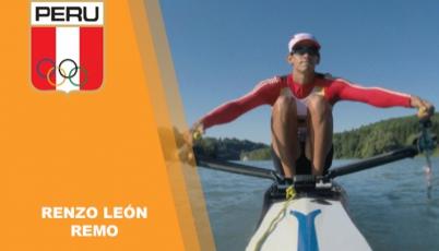 Renzo León - remo
