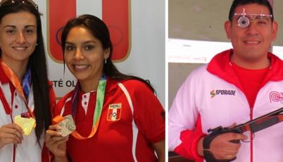 Team Perú de Tiro conquistó medallas en Sudamericano de Chile
