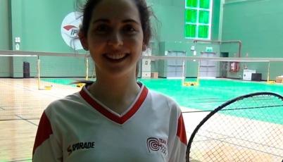 Badmintonista Daniela Macías cumplió destacada participación en el IV Argentina International 2015