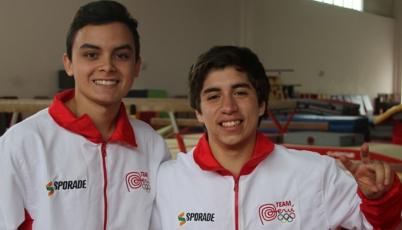 Team Perú de Gimnasia va al Mundial en Escocia por su clasificación a Río 2016