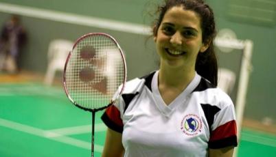 Daniela Macías se consagró Campeona Sudamericana de Bádminton