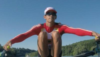 Remero Renzo León clasificó a los Juegos Olímpicos Río 2016