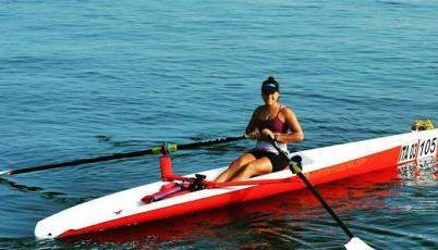 Boga peruana Camila Valle hace historia al clasificar a los Juegos Olímpicos