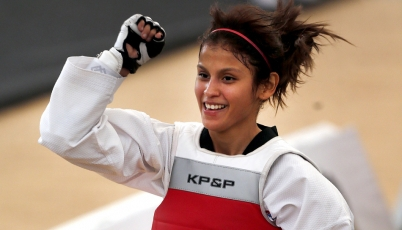 Julissa Diez Canseco conquistó la medalla de bronce en el Open de España