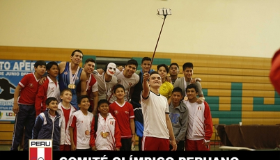 Seleccionados nacionales participaron con éxito en Apertura de gimnasia