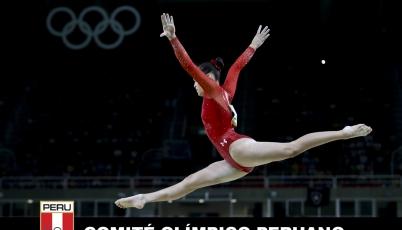 Ariana Orrego será una de las figuras en el Sudamericano de Gimnasia