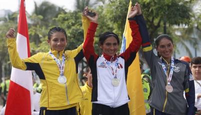 Delegación Nacional logró el quinto puesto
